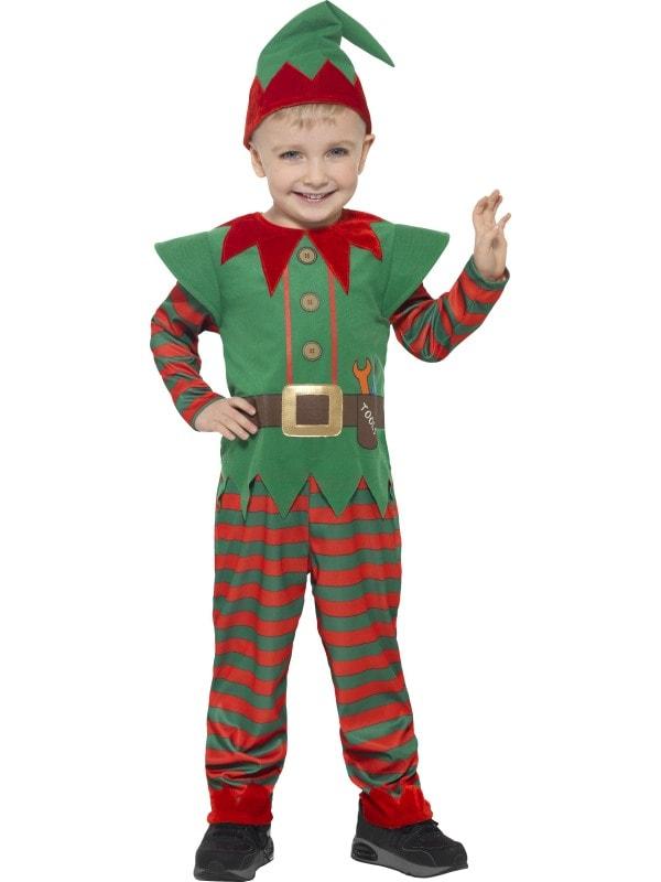Costum Craciun Copii Mini Spiridus Unisex