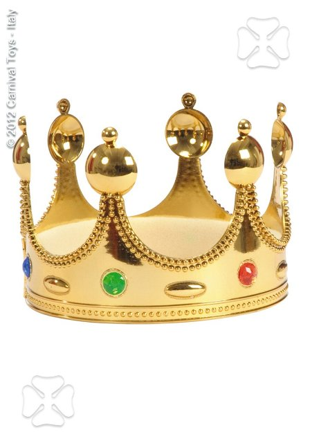 Coroana De Rege Aurie