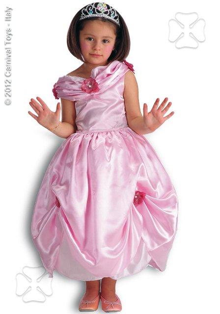 Costum Carnaval Copii Printesa Camelia