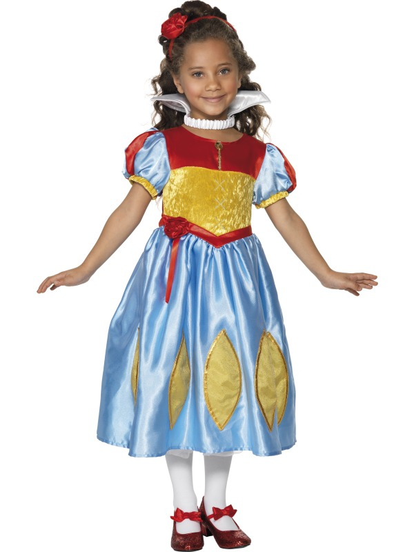 Costum Carnaval Copii Alba Ca Zapada