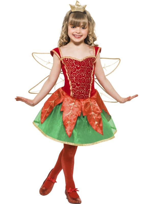 Costum Craciun Copii De Zana Spiridusilor (elf)