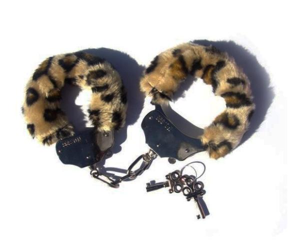 Catuse metalice cu blanita leopard