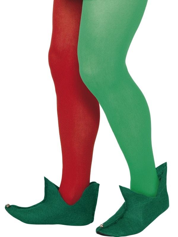 Pantofi De Spiridus Copii Cu Clopotei