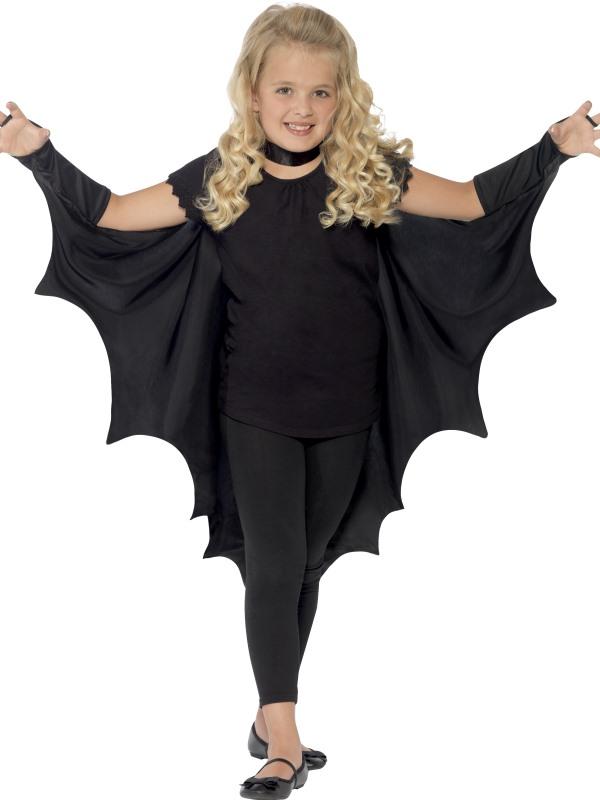 Aripi Halloween Liliac Pentru Copii