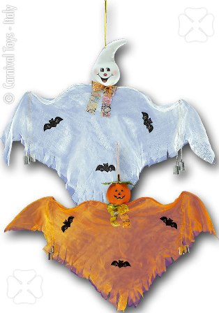 Decor Halloween Minifantoma Cu Sunet