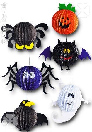 Decor Halloween Glob Creponat