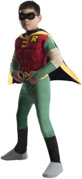 Costum Carnaval Copii Robin(cu Licenta)