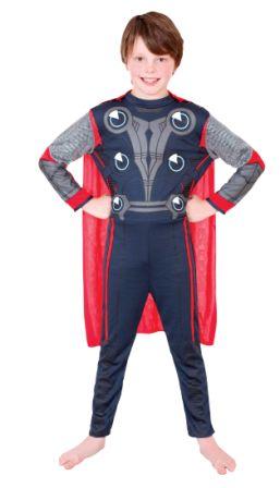 Costum Carnaval Copii Thor (cu Licenta)