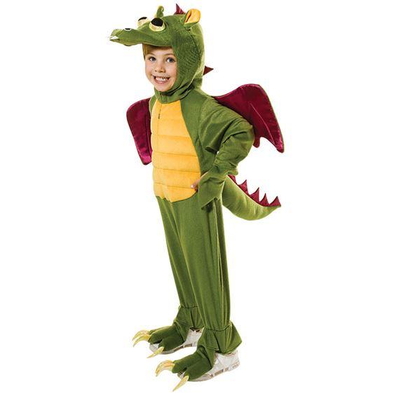 Costum carnaval copii dragon
