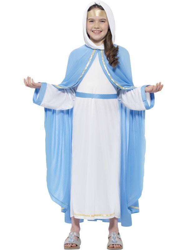 Costum Craciun Copii Maria Fecioara