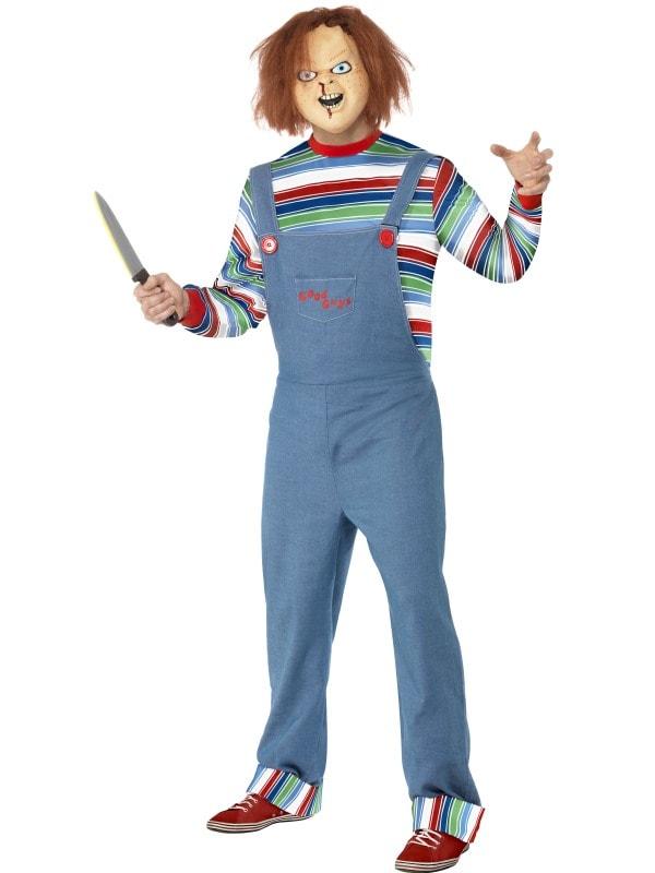 Costum Halloween Adulti Chucky