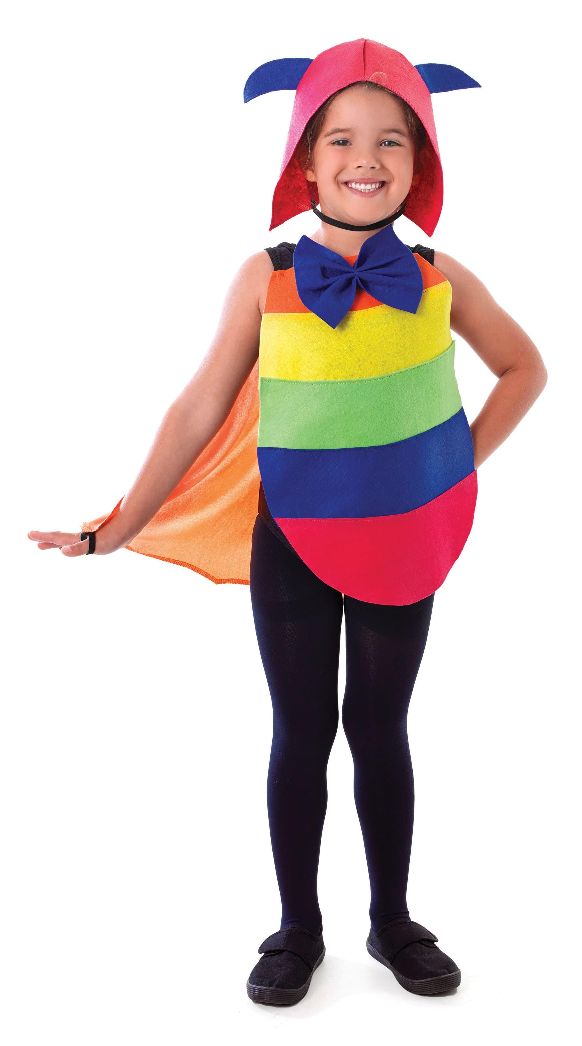 Costum carnaval copii Omida