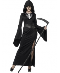 Costum Halloween adulti femei Lady Reaper