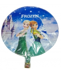 Balon folie Frozen Green 44 cm