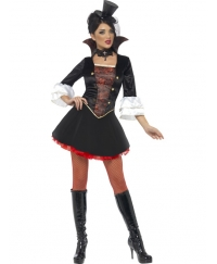 Costum Halloween adulti printesa vampir