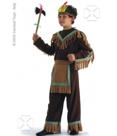 Costum carnaval copii Indian apache
