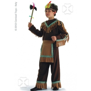 costum-carnaval-copii-indian-apache