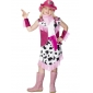 Costum carnaval copii cowgirl rodeo
