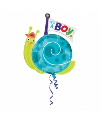 Balon folie it's a boy melc