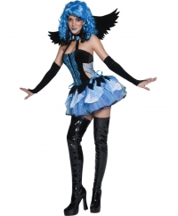 Costum sexy Halloween Striken Angel