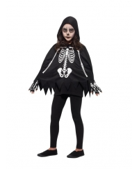 Set Hallloween copii schelet unisex