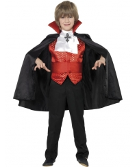 Costum Halloween copii Dracula
