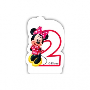 lumanare-party-cifra-2-minnie