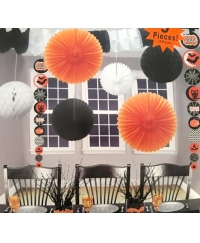 Set decoratiuni Halloween BOO!
