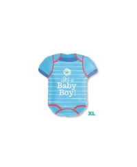 Balon folie Body It's a Baby Boy