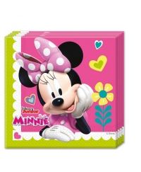 Servetele Minnie Happy