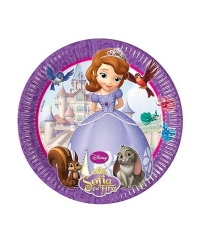 Set 8 farfurii mari SOFIA the First