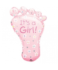 Balon folie talpa IT'S A GIRL