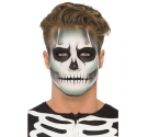 Kit machiaj Halloween schelet fosforescent