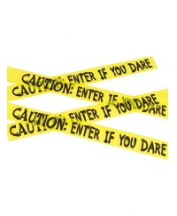 Banda Halloween CAUTION: ENTER IF YOU DARE