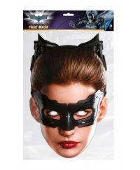 Masca de carnaval de Catwoman Batman Dark Night