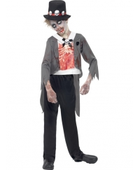 Costum Halloween copii Zombie