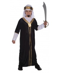 Costum carnaval copii arab