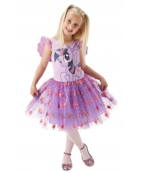 Costum carnaval copii Twilight Sparkle My Little Poney de lux