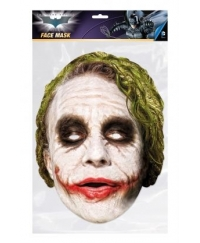Masca de carnaval de Joker Batman Dark Night