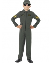Costum carnaval copii aviator