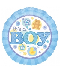 Balon folie IT'S A BOY