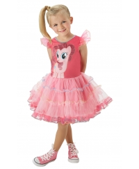 Costum carnaval copii Pinkie Pie My Little Poney de lux