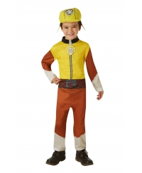 Costum carnaval copii Rubble Patrula Catelusilor