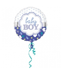 Balon folie BABY BOY